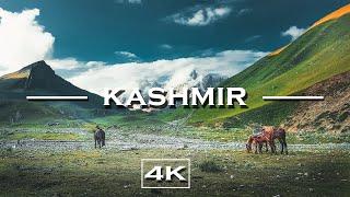 Kashmir Great Lakes - Timelapse (4K)