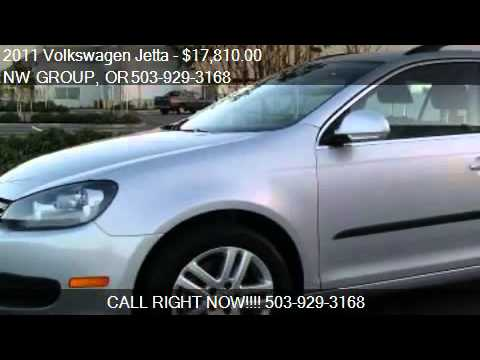 2011 Volkswagen Jetta 2.0L TDI - for sale in PORTLAND, OR 97