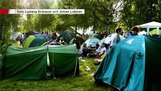 Fflera anmälningar om sexuella ofredanden på festivaler  - Nyheterna (TV4)