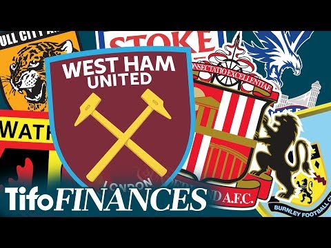 How Much Is Your EPL Club Worth? Part One