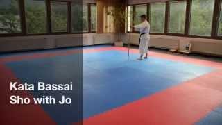 Download Video Kata Bassai Sho with Jo MP3 3GP MP4