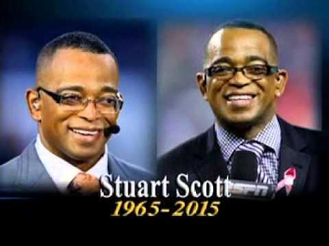 NFL Today on CBS remembers Stuart Scott