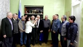 Поздравления ветерана-радиолюбителя R4FE Кармаева