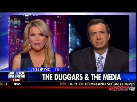 Megyn Kelly and Howard Kurtz don