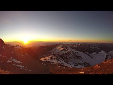 Climbing Mt. Aconcagua