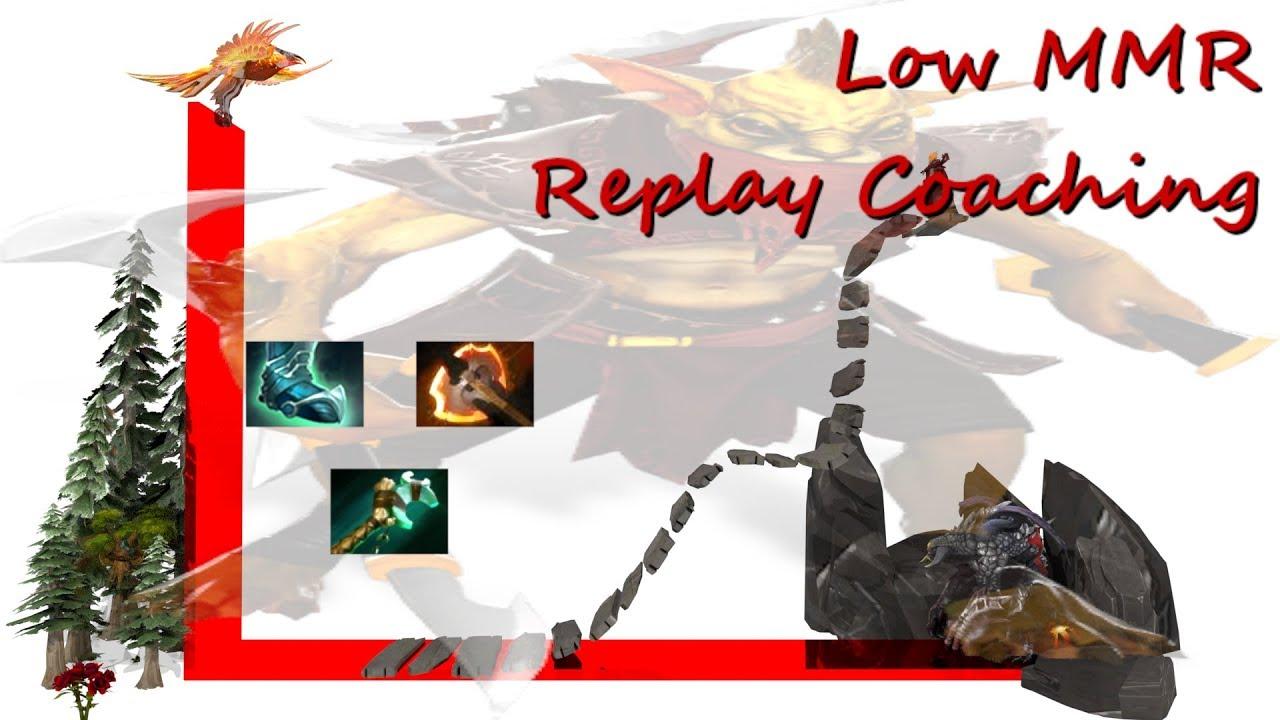 Dota 2 1k MMR Replay coaching Bounty Hunter Support, Reddit request by  Hotahpeh