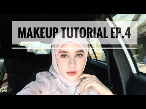 Tutorial Eps. 4 : Makeup Tutorial Update by Aghnia Punjabi