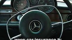 Mercedes classic car insurance