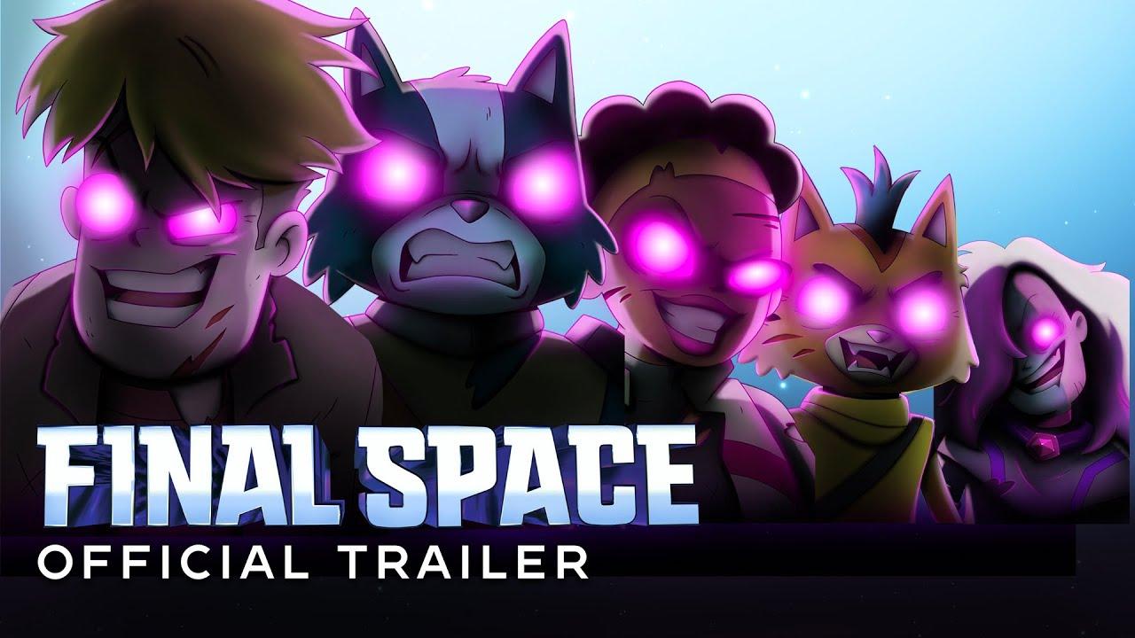 Download Final Space SEASON 3 Official Trailer