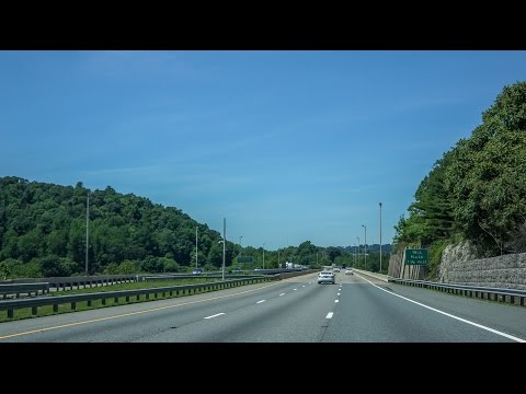 14-23: I-78 West Around the Lehigh Valley in Pennsylvania