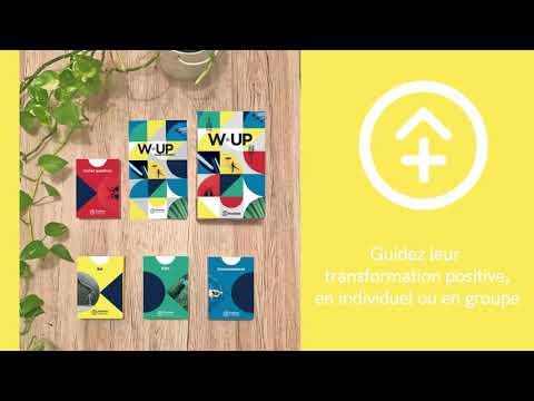 Positran vous présente le WUP, jeu indispensable à tout accompagnant professionnel