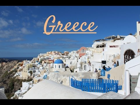 Travel Diaries : Greece - VLOG