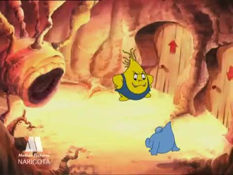 Pelicula de dibujos NARIGOTA. Peliculas de caricaturas para niños, animación infantil