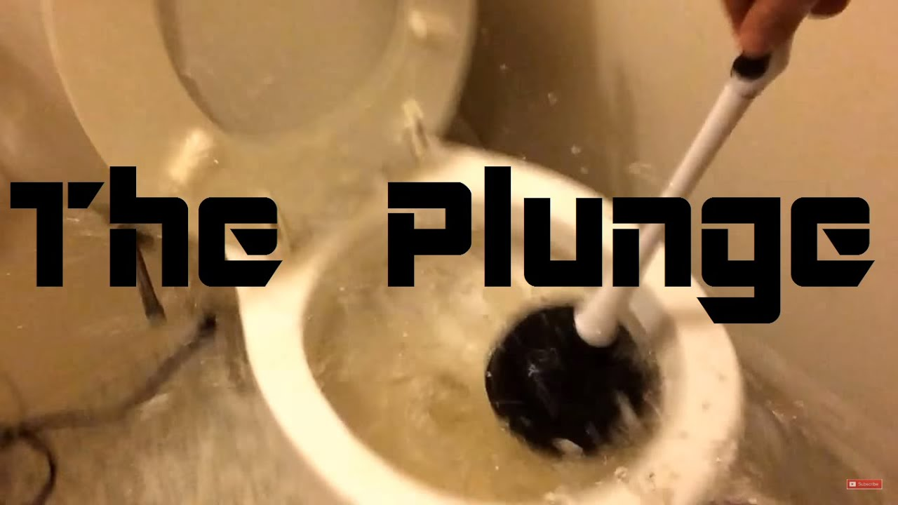 Excellent How To Plunge A Toilet Youtube Contemporary - Exterior ...