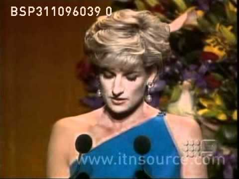 The Best Princess Diana Australia 1996