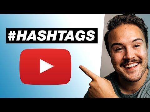 How to Add Hashtags on YouTube (Everything You NEED to Know) from YouTube · Duration:  7 minutes 33 seconds