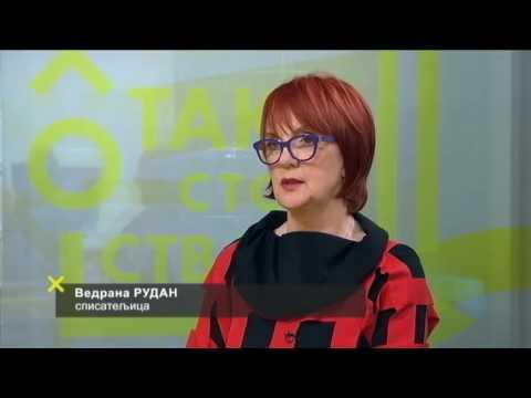 Tako stoje stvari - Intervju - Vedrana Rudan - 28.10.2016.