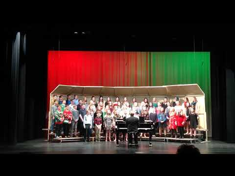 Howards Grove Middle School Winter Concert 12/12/2018 - Howards Grove Center for the Arts - Part 3