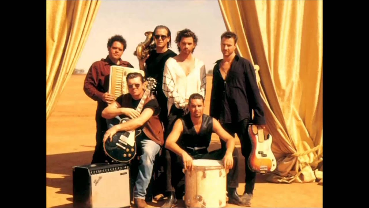 INXS - The Answer - YouTube