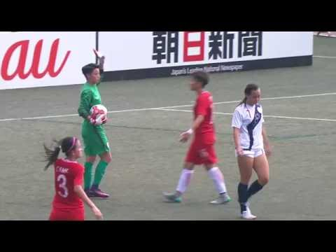 HONG KONG - GUAM Highlights (Women's) | EAFF E-1 FOOTBALL CHAMPIONSHIP 2017 Round 2 HONG KONG