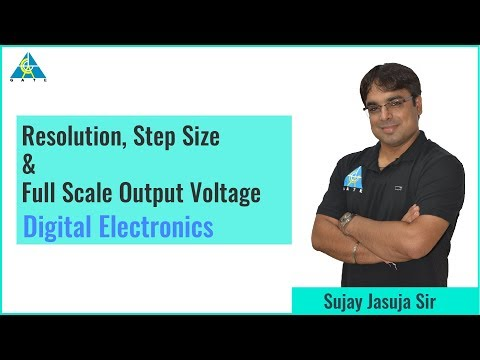 ADC & DAC Part-4 | Digital Electronics