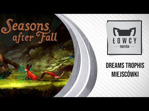Seasons after Fall - All Dream Trophis / Trofea |