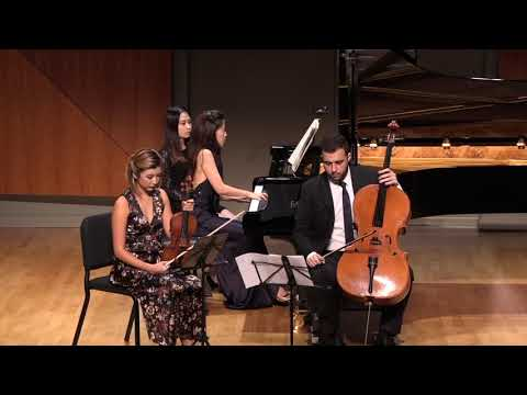 Performance Forum, Trio for Violin, Cello, and Piano (Ravel)