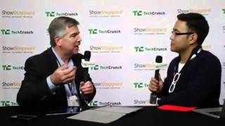 Fredio TV App | TechCrunch At CES 2013