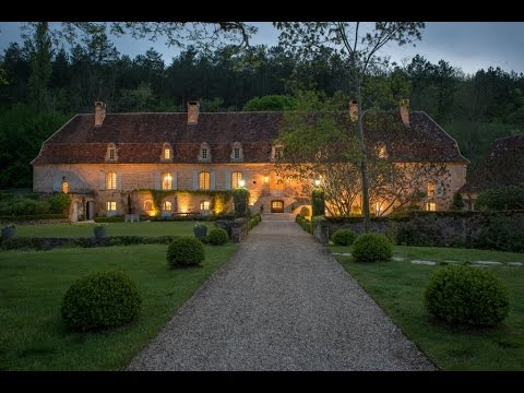 Beautiful Chartreuse for sale with guest house in 73ha of grounds & lake. Ref 3380612 Maxwell-Baynes