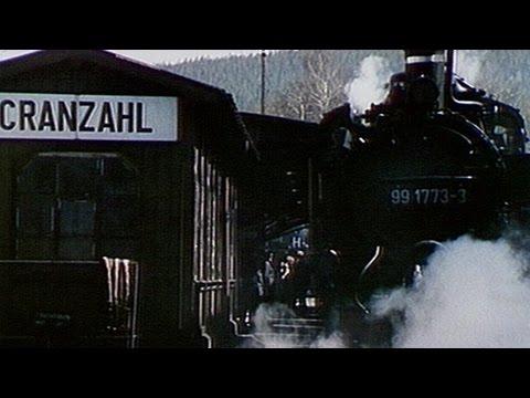 Lokführer Zwirbel |  Alltag bei der DDR - Schmalspurbahn