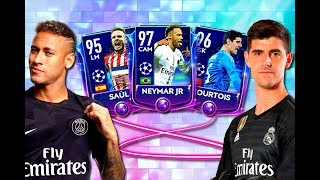 FIFA MOBILE 19 | PACK OPENING CHAMPIONS LEAGUE SECONDE CHANCE OMG