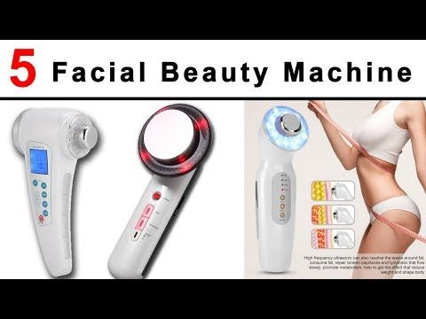 5 Best Facial Beauty Machine - Slimming Massager Tools