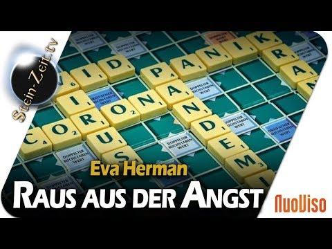 Raus aus der Angst - Eva Herman bei SteinZeit
