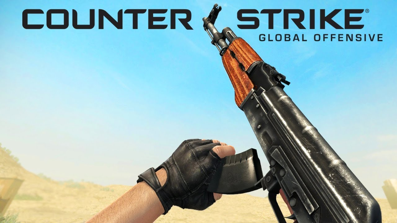 Counter-Strike Global Offensive ALL Weapons Showcase thumbnail