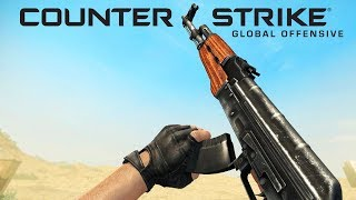Counter-Strike Global Offensive ALL Weapons Showcase
