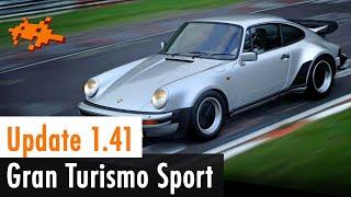 GT Sport Update 1.41 - Porsche 911 Turbo (930)