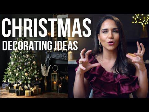 Christmas Decorating   Interior Design Styles for Christmas Decor