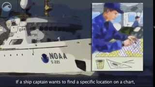 How to read Nautical Charts 2
