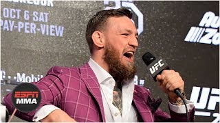 FULL Conor McGregor Vs Khabib Nurmagomedov Press Conference For UFC 229  ESPN