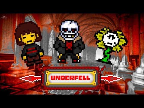Bonetale: Sans Vs Frisk Update 2.0.3 | Underfell Event: Sans! | событие андерфелл за Санса!