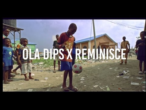 OLADIPS - BOUNCE FT. REMINISCE (Official Video)