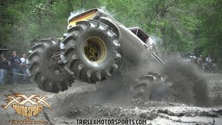 SUPER BOWL OF TRUCKS at THE PIPELINE FROM HELL!!