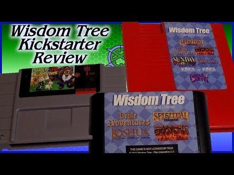 Wisdom Tree Kickstarter (5 Minute Review? Nope!)