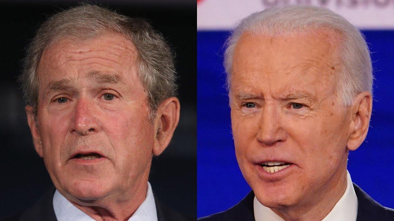 SHOCK: George W. Bush Admin Creates Super PAC To Support Biden To Defeat Trump!