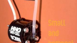 HHO Plus Generator Kit - DC2000