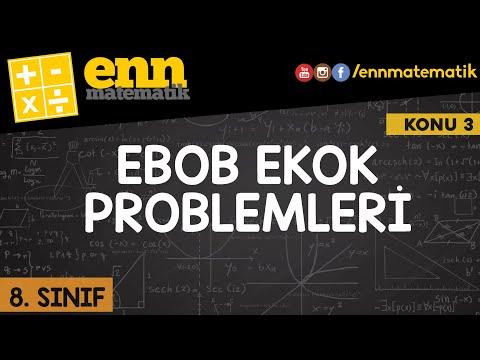 EBOB-EKOK Problemleri (Konu 3) | Sıfırdan Matematik