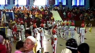 Borneo Open Marching Band Samarinda