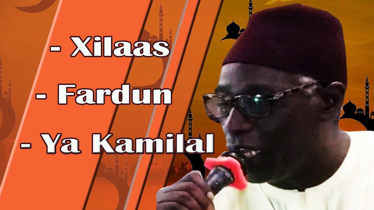 ÉCOUTER Xilaas Min Kulli Wasfin - Fardune - Ya Kamilal _ ABDOU AZIZ MBAYE