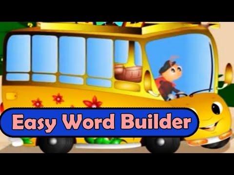 Easy Word Builder For Kids