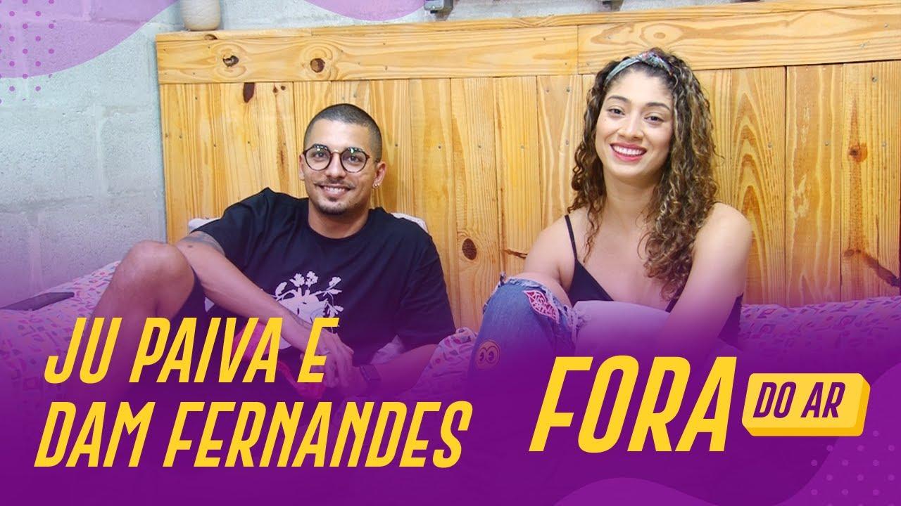 Download Ju Paiva e Dam Fernandes, dançarinos e ex integrantes da equipe show FitDance   Fora do Ar #03